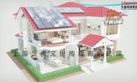 系统安装-房产结构演示动画