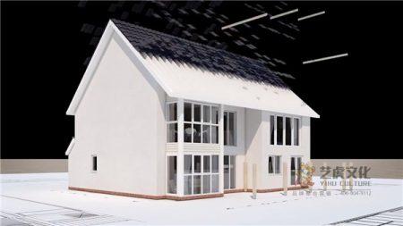 房地产三维动画制作